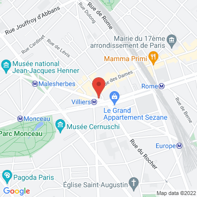 4 Avenue de Villiers, 75017 Paris 17e
