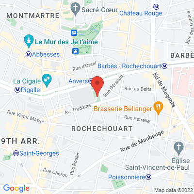 Square d'Anvers, 75009 Paris 9e