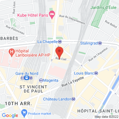 17 rue Cail, 75010 Paris 10e