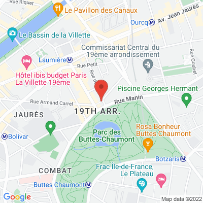 place armand carrel, 75019 Paris 19e