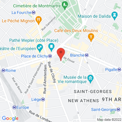 Place Adolphe Max, 75009 Paris 9e