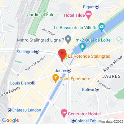 Place Stalingrad, 75019 Paris 19e
