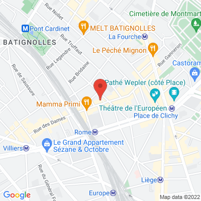 Café Augustin 15 Place Richard Baret, 75017 Paris 17e