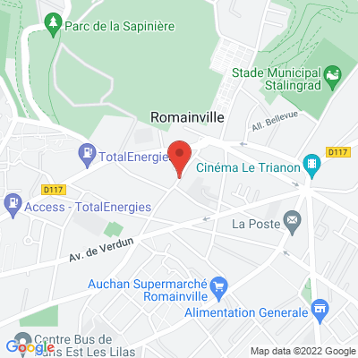 33 rue de Paris, 93230 Romainville