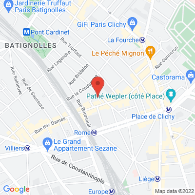 place Richard Baret, 75017 Paris 17e