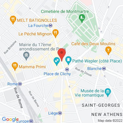 7 Place de Clichy, 75018 Paris 18e
