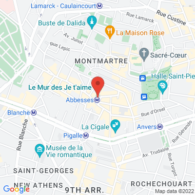 Place des Abbesses, 75018 Paris 18e