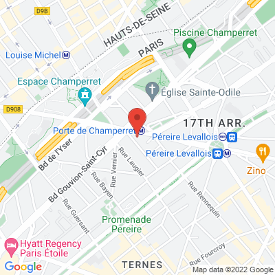 143 avenue de Villiers, 75017 Paris 17e