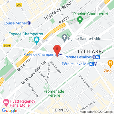 145 avenue de Villiers, 75017 Paris 17e