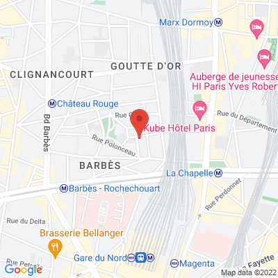9 Rue Saint-Bruno, 75018 Paris 18e