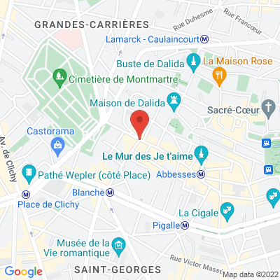 rue lepic, 75018 Paris 18e