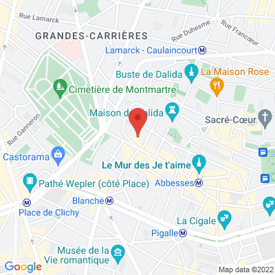 42 Rue Lepic, 75018 Paris 18e