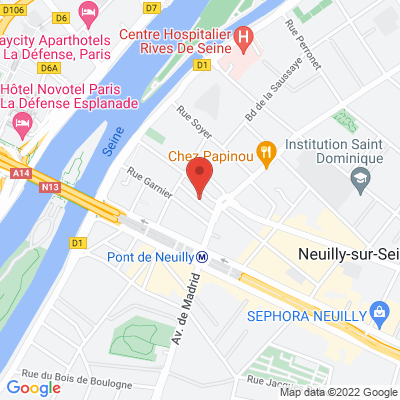 12 rue Bailly, 92800 Puteaux