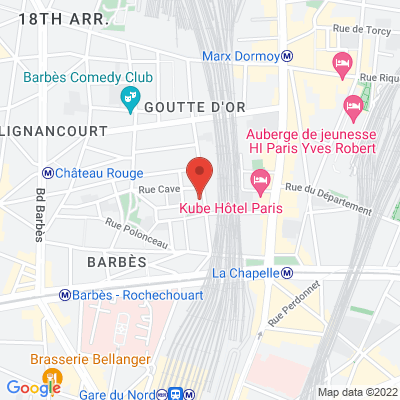 2 rue Saint-Mathieu, 75018 Paris 18e