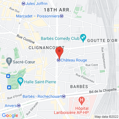 46 bd Barbès, 75018 Paris 18e