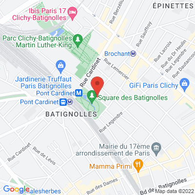 Place Charles Fillion, 75017 Paris 17e