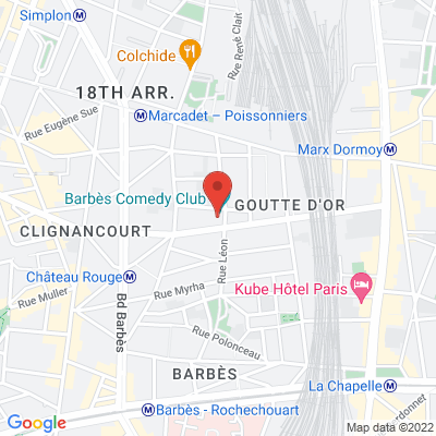 35 rue Léon, 75018 Paris 18e