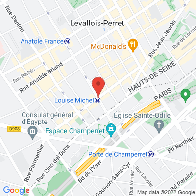 Louise Michel, 92300 Levallois-Perret