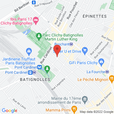21 rue brochant, 75017 Paris 17e