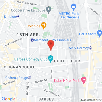 50 rue Léon, 75018 Paris 18e