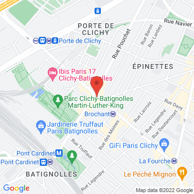 """L'Art et du temps"" 192 rue Cardinet, 75017 Paris 17e"