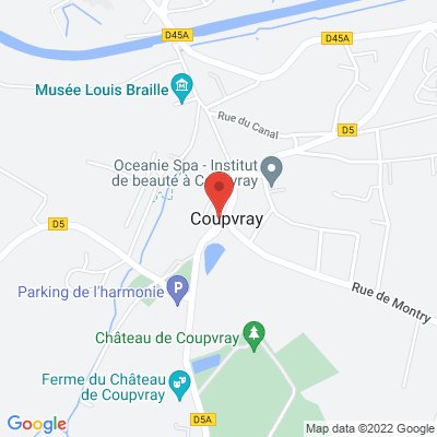 place de la mairie, 77700 Coupvray