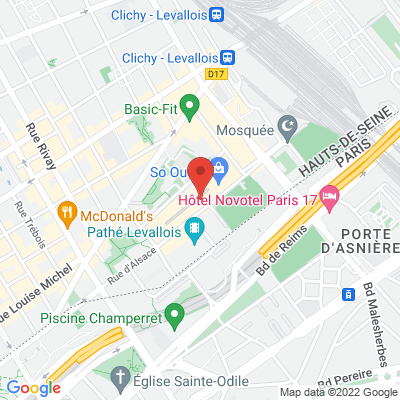 So Ouest - 31 Rue d'Alsace, 92300 Levallois-Perret