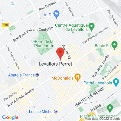 6 Place de la Republique, 92300 Levallois-Perret