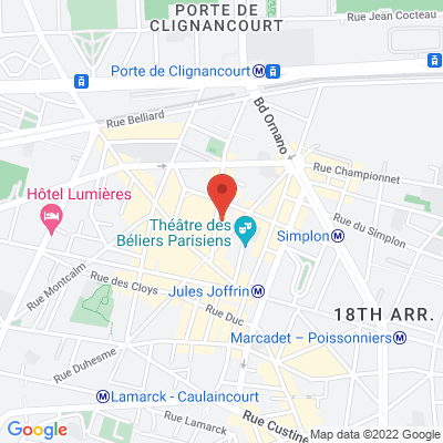 Harper's Bar au 16 rue Letort, 75018 Paris, France