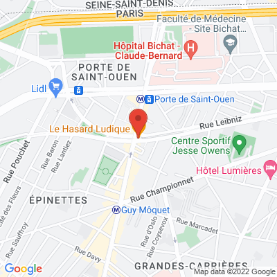 128 avenue de saint ouen, 75018 Paris 18e