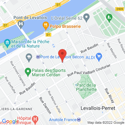 Avenue de l'Europe, 92300 Levallois-Perret