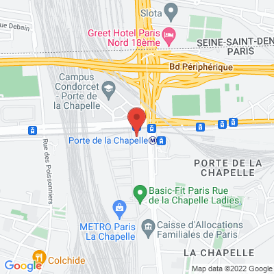 93 Rue de la Chapelle, 75018 Paris 18e