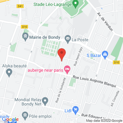 20 rue gaston defferre, 93140 Bondy