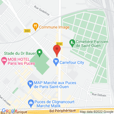 92 avenue Michelet, 93400 Saint-Ouen
