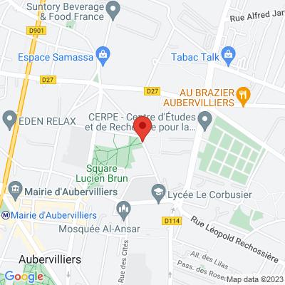Comit aubervilliers mairie aubervilliers la - Porte d aubervilliers plan ...