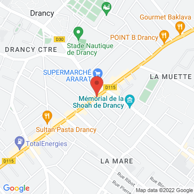 Av henri barbusse, 93700 Drancy