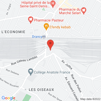 Local situé au13 rue Brément, 93700 Drancy