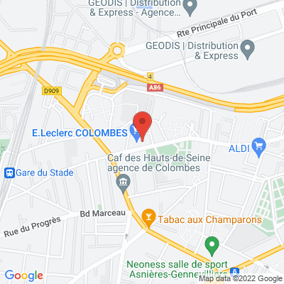2& rue Jules Michelet, 92700 Colombes