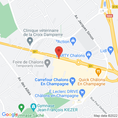 Interesting with carrefour chalon en champagne for Carrefour croix dampierre chalons en champagne