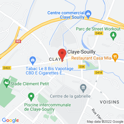 Place DE GAULLE, 77410 Claye-Souilly