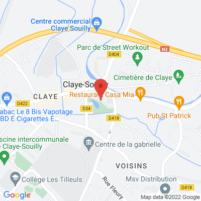 place Charles de Gaulle, 77410 Claye-Souilly