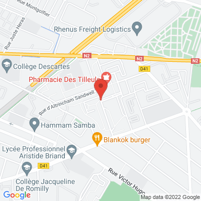 Place Maurice Audin, 93150 Le Blanc-Mesnil