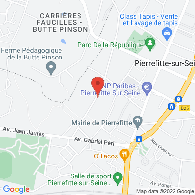 Club House, 93380 Pierrefitte-sur-Seine