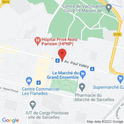 AVENUE PAUL VALERY, 95200 Sarcelles