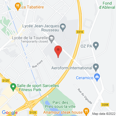 Sarcelles Village, 95200 Sarcelles