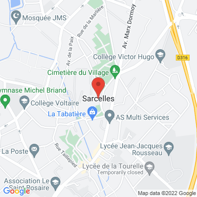 Quartier des Flanades  place de France, 95200 Sarcelles