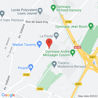 149 rue d'Herblay, 95150, France