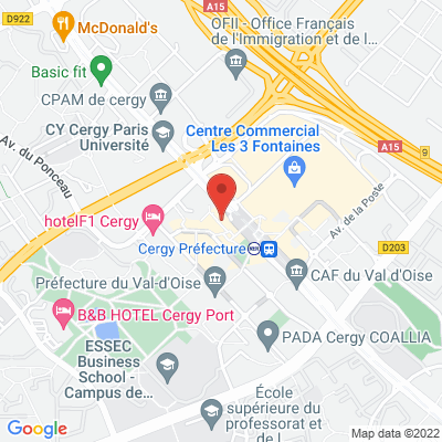 city rock de Cergy, 95000 Cergy