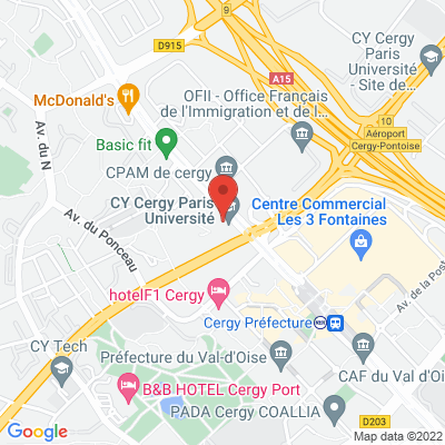 33 boulevard du port, 95000 Cergy