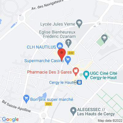 Cabinet medical cergy le haut - Cabinet medical republique ...